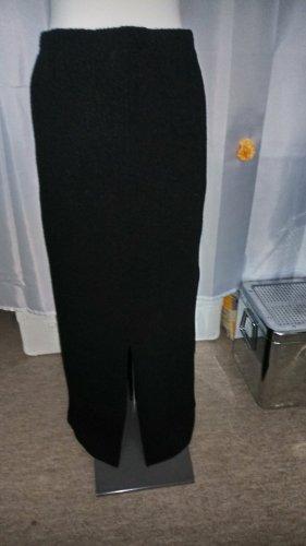 Strickrock 40 schwarz