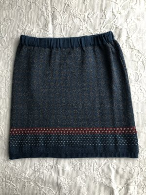 Nice Things Knitted Skirt multicolored