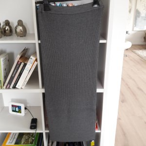 Georg Maier Knitted Skirt grey