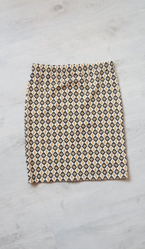 Defacto Knitted Skirt black-sand brown