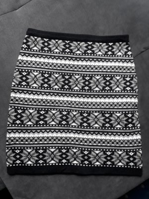 Yessica Knitted Skirt multicolored