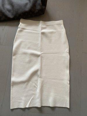 Taifun Knitted Skirt cream