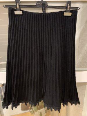 Marc Cain Gebreide rok zwart