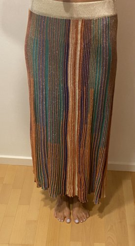 Vicolo Knitted Skirt multicolored