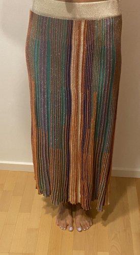 Vicolo Jupe tricotée multicolore