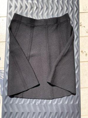 Zara Jupe tricotée noir