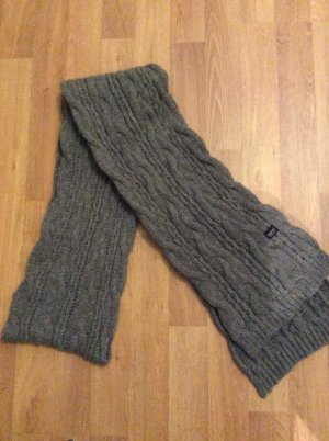 de.corp by Esprit Knitted Scarf grey