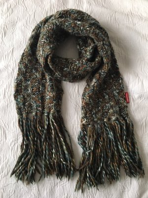 Miss Sixty Knitted Scarf multicolored