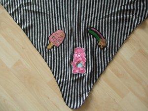 Codello Gebreide sjaal antraciet-grijs