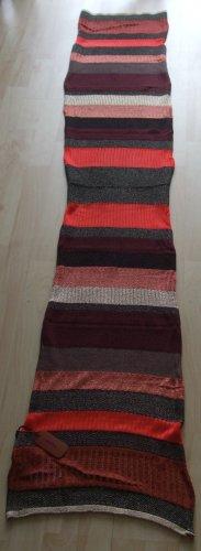 Missoni Gebreide sjaal rood