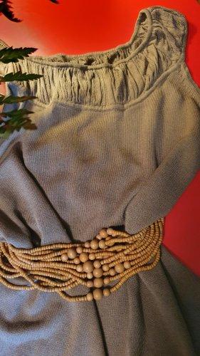 Bonita Koszulka z dzianiny bladozielony-khaki
