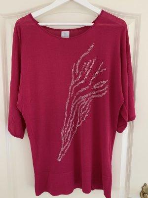 Strickshirt Gr. 42, pink