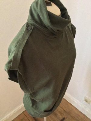 Strickshirt Military Style Oversized M