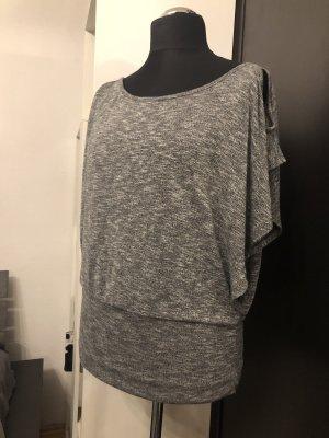 Strickshirt mit freien Schultern