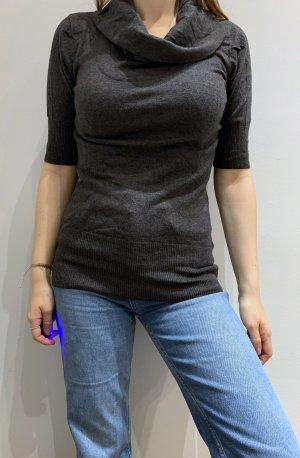 Strickshirt mit Rollkragen