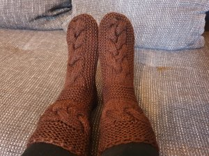 House Boots brown