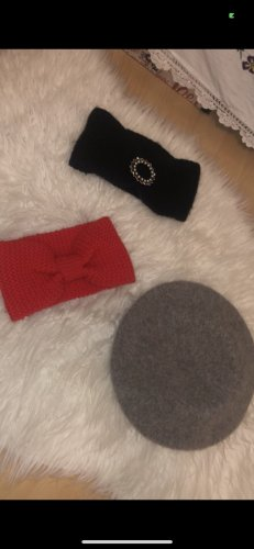 H&M Knitted Hat multicolored