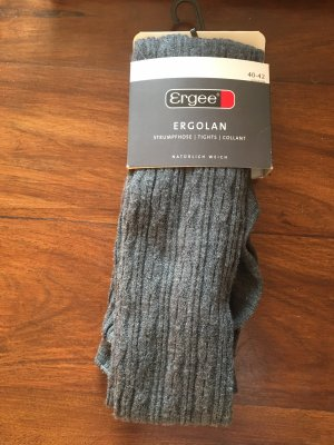 Energee Woolen Trousers dark grey