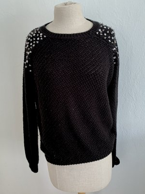Athmosphere Knitted Sweater black
