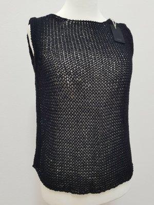 Drykorn Top lavorato a maglia nero