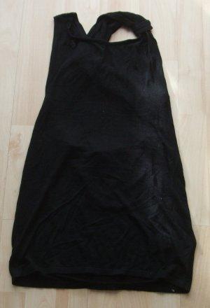 Stricktop von Hoss Intropia  - schwarz - Viskose - ausgefallen - Gr. L
