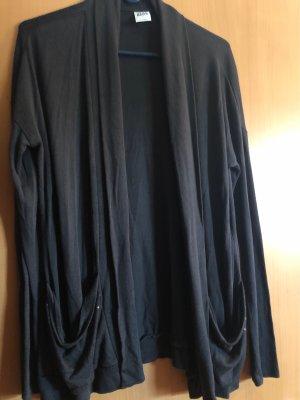 Vero Moda Gilet tricoté gris foncé