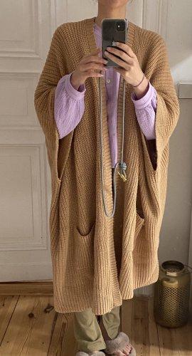 Asos Cardigan tricotés beige