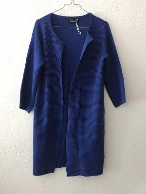 Esmara by Heidi Klum Lang gebreid vest blauw