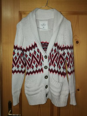 H&M Norwegian Cardigan multicolored