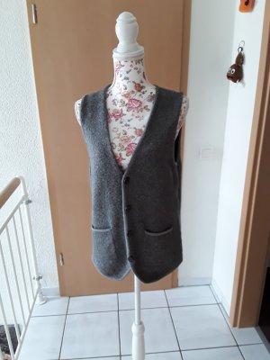 s.Oliver Smanicato lavorato a maglia grigio chiaro-grigio