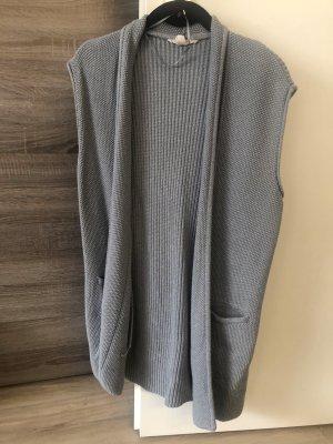 Esprit Knitted Vest grey