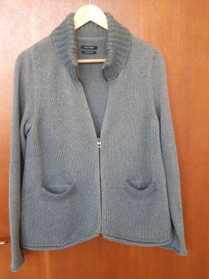 Marc O'Polo Gilet tricoté gris