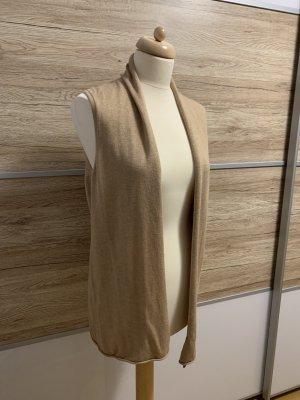 Clarina Knitted Vest beige