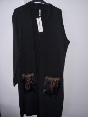 andere Marke Maglione lavorato a maglia nero
