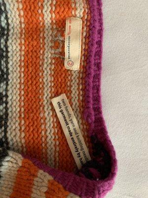 Odd Molly Cardigan a maniche corte multicolore