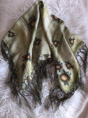 Strießnig Trachtentuch aus Seide