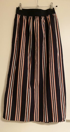 Striped Midi skirt COS