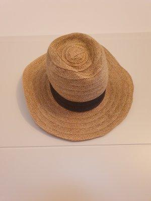 Zara Accesoires Chapeau de paille multicolore