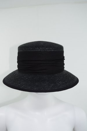 Straw Hat black