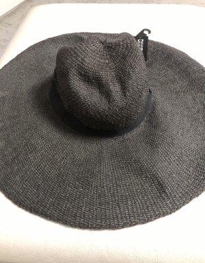 H&M Straw Hat black