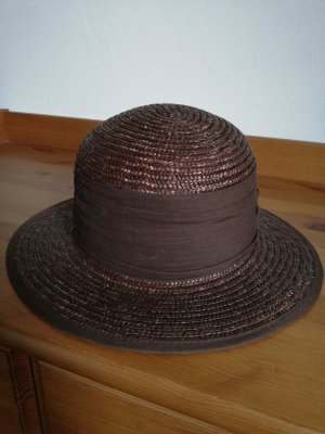 Straw Hat brown
