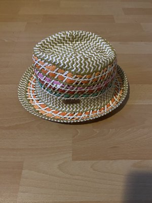Protest Straw Hat beige