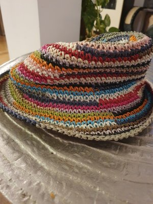 Straw Hat multicolored