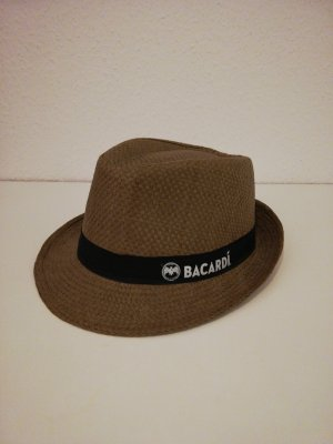 Straw Hat grey brown