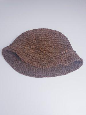 Esprit Cappello di paglia multicolore
