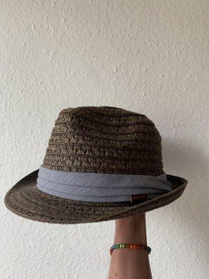 Marc O'Polo Sombrero de paja marrón