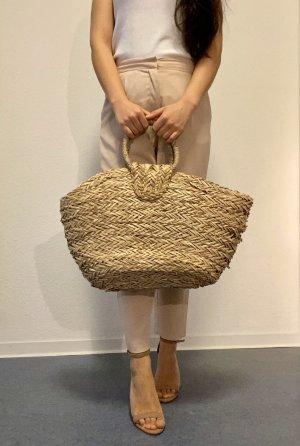 Strohtasche - Strandtasche - Handtasche