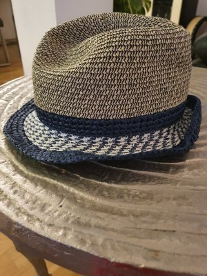 Pepe Jeans Straw Hat oatmeal-blue