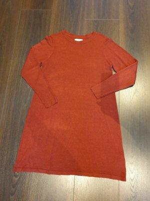 C&A Basics Knitted Dress russet
