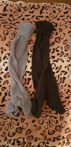 Scaldamuscoli nero-grigio